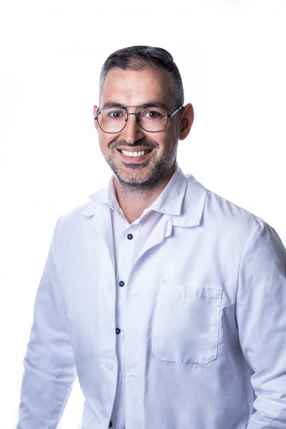 Lääkäri Soslan Kusrati Nordic Med Academy