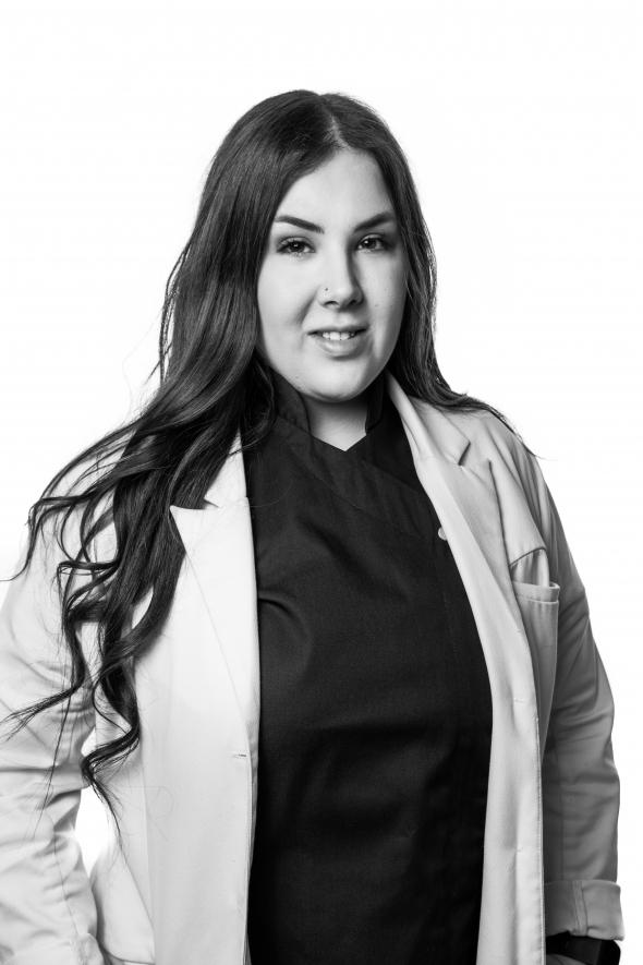 Sairaanhoitaja, terveydenhoitaja Anna-Sofia Waltari